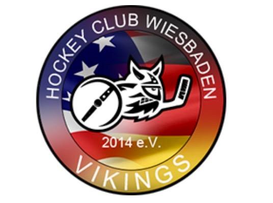 Logo der Wiesbaden Vikings