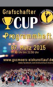 Infostand Mauritiusplatz: Plakat Grafschafter Cup