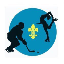 Logo Förderverein Eissport für Wiesbaden e.V., bearbeitet