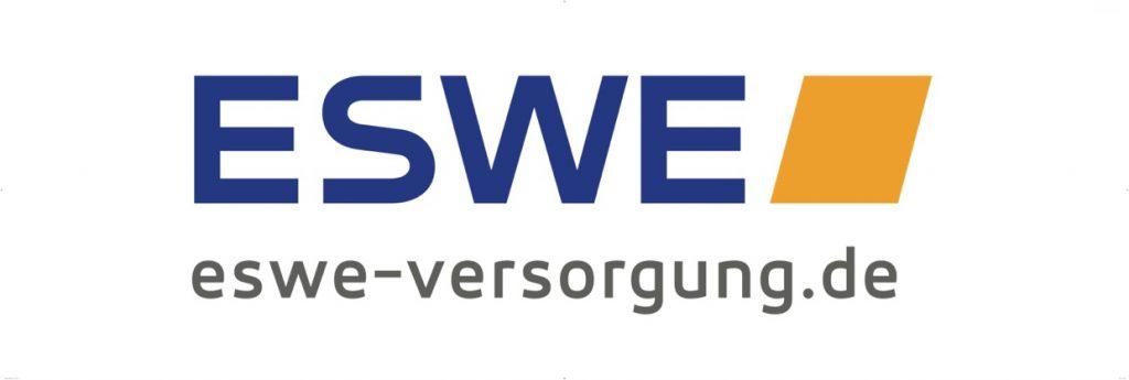 Sponsoren: Logo ESWE