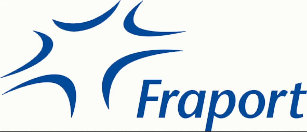 Sponsoren: Logo Fraport