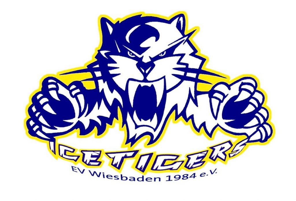 Sponsoren: Logo Ice Tigers EV Wiesbaden 1984 e.V.