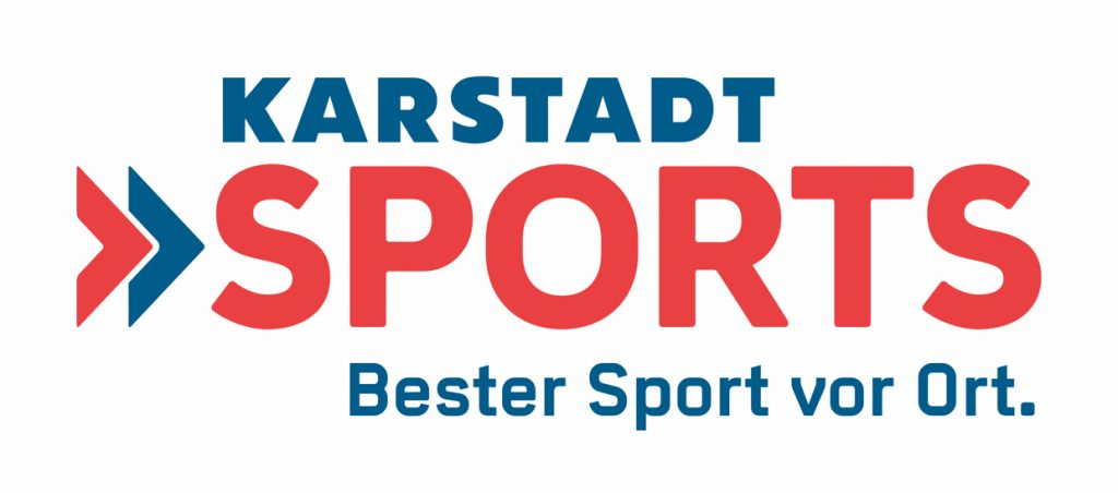 Sponsoren: Logo Karstadt Sports