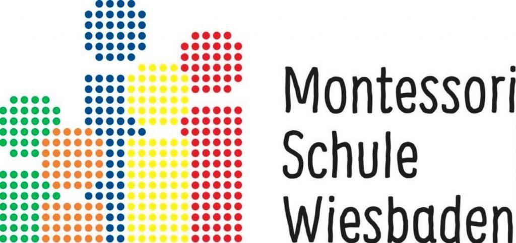 Sponsoren: Logo Montessori Schule Wiesbaden