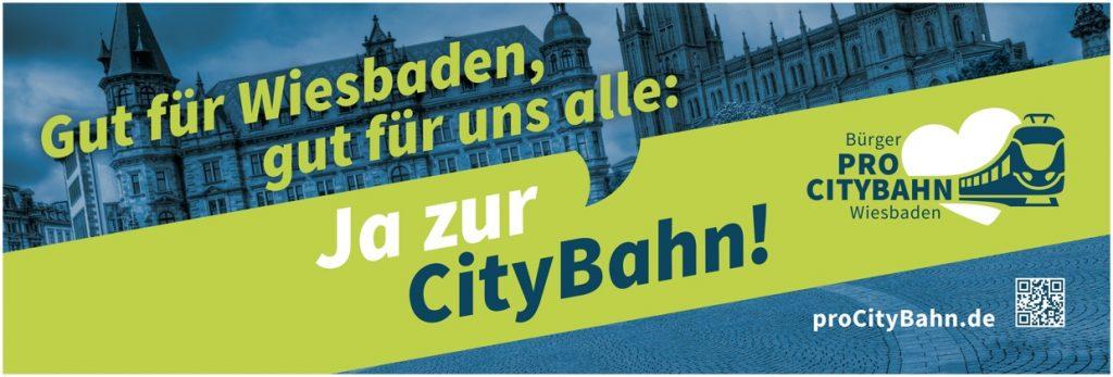 Sponsoren: Logo Bürgerinitiative Pro CityBahn
