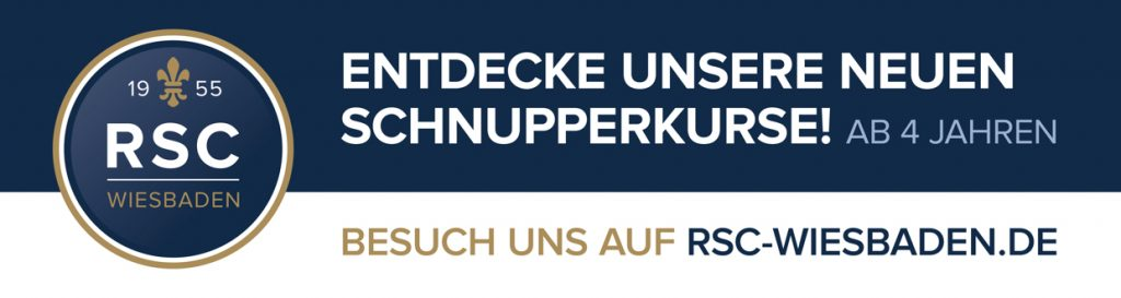 Sponsoren: Logo RSC Wiesbaden